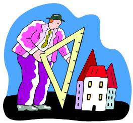 Planner Measuring a home